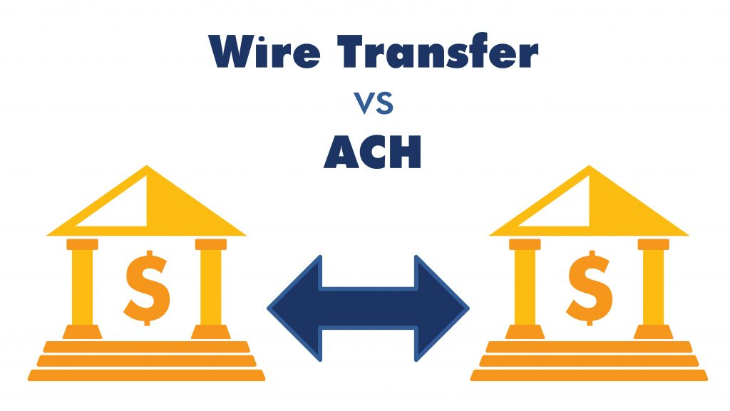 wire transfer comparasion